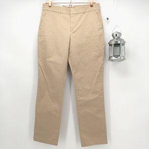 Gap Straight Khaki Pants